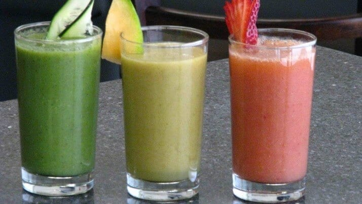 Brocco-Carrot Smoothie
