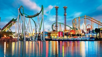 10 Best Theme Parks for Families